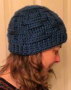hat handmade crochet